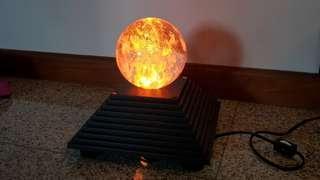 Light changing display