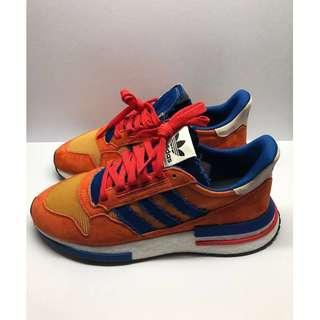 TRADE ONLY: Adidas Dragonball Z ZX500 RM (only for trade of the same model but size US 11)