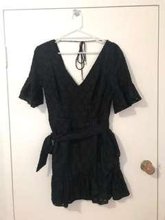 C/MEO mini dress