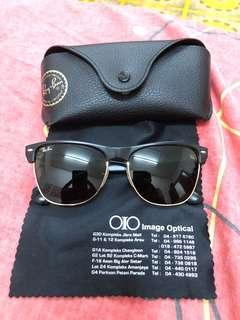 ray ban clubmaster rb 4175 877 3n