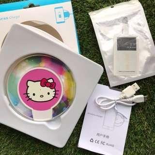 Hello Kitty Wireless Charger #MakeSpaceForLove