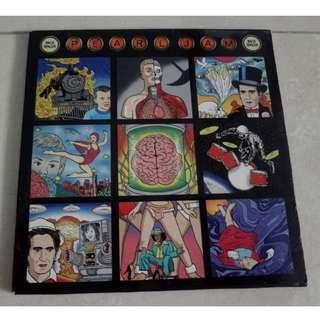 Pearl Jam CD Back Spacer