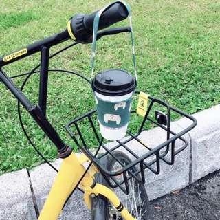 🚚 ✨現貨✨飲料提袋 🐻 🐰環保飲料袋 飲料袋 手搖飲料袋