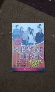 The Purpose Driven Teen