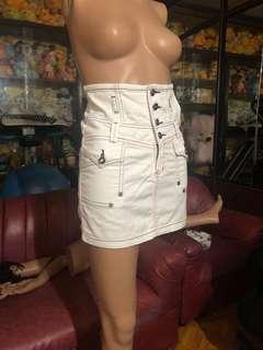 Preloved high waisted skirt