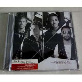 Backstreet Boys CD Unbreakable
