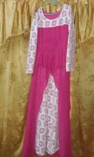 dress labuh