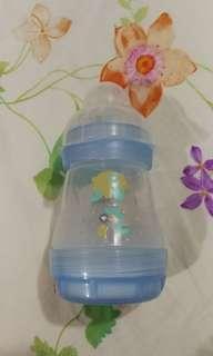 MAM anti colic baby milk bottle 160ml