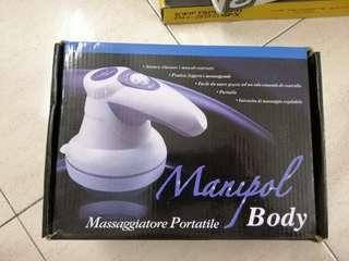 (WTS ASAP) Manipol Body Massage Purple In Color Portable Wired