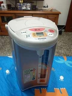 象印真空保溫省電熱水瓶 CD-WBF40