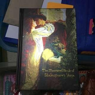 The Illustrated Book of Shakespeare's Verse