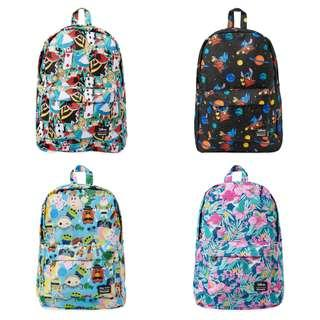 [PO] Disney Backpack by Loungefly