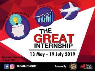 The Great Internship