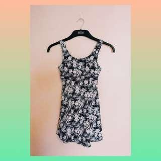 Sogo One-piece Swimsuit Dress