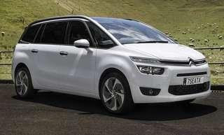Citroen Grand C4 Diesel MPV 7 Seater (Grab/Gojek ready)