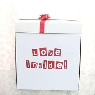 🚚 Valentine Surprise Box