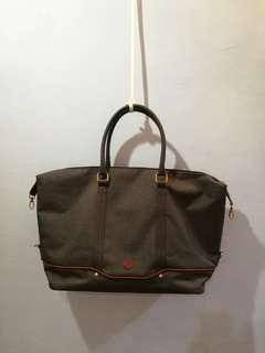 NEW Tommy Dewar's travel hand bag