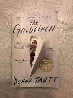 🚚 The Goldfinch - Donna Tartt