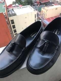 Sebago Legacy Tassel Black Leather