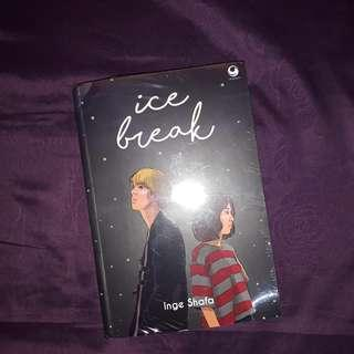 "Novel ""Ice Break"""