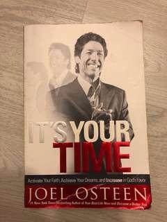 🚚 It's Your Time - Joel Osteen