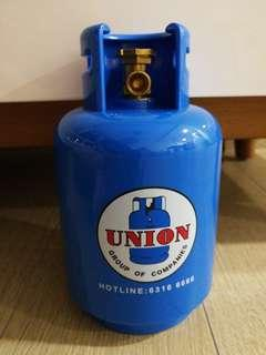 Union Gas Tank Coin Bank