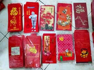 Ang Pow Packets. Vintage 80s 90s. Lots of designs
