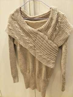 🚚 韓版 造型毛衣