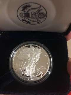 1996 Proof American Eagle