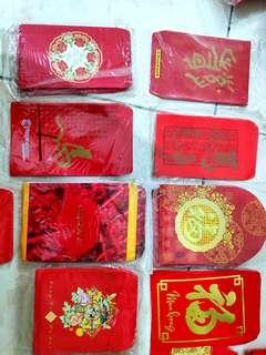 Ang Pow Packets. Vintage 80s 90s