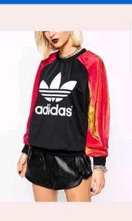 Adidas Originals x Rita Ora Sweatshirt Pullover Space Shift Firebird