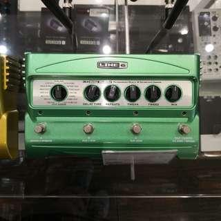 Line 6 delay pedal DL4 GUITAR EFFECTS