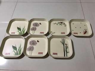 BN Bamboo Fibre Plates