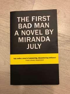 🚚 The first bad man - Miranda July