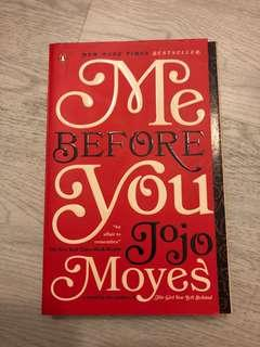 🚚 Me before you - Jojo Moyes