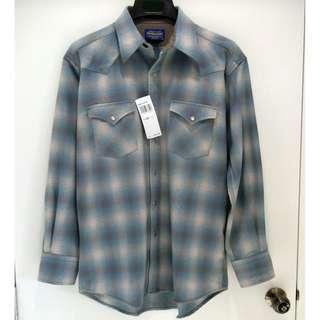 Wool shirt, 100%, washable