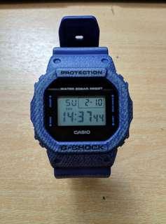 Casio G-Shock GSHOCK DW-5600DE-2