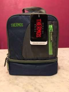Thermos Insulated Lunch bags (Free Lunch Pod)