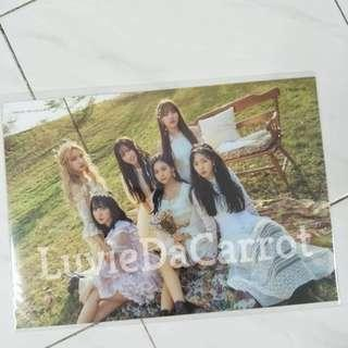 Gfriend Time For Us Preorder Benefit
