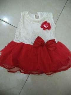 Dress Anak Perempuan 1th #sharethelove