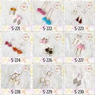 aneka anting korea murah