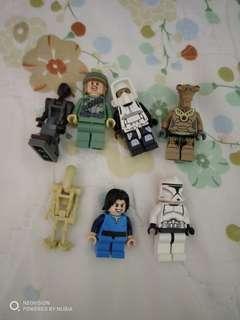 Lego star wars 人仔