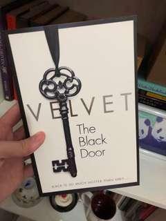 Velvet: The Black Door