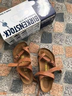 Birkenstock YARA Sandals #makespaceforlove