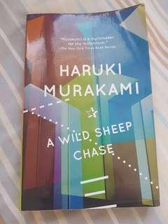 Murakami: A Wild Sheep Case