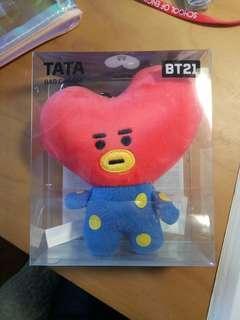 [WTS] BT21 tata bag charm