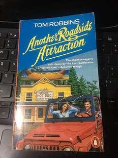 Tom Robbins Another roadside attraction