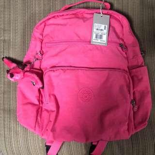 Kipling baby Backpack/ water resistant bag pack