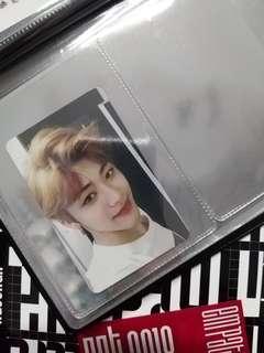 [WTT] NCT 2018 Empathy Jaemin Photocard (Reality Ver)