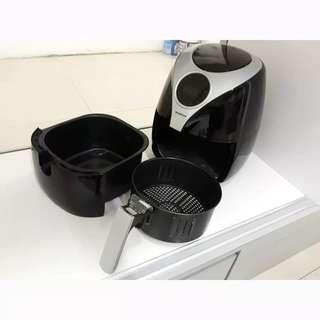 maspion air fryer tanpa minyak
